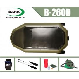 BARK B-260D gumicsónak