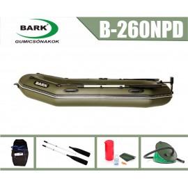 BARK B-260NPD gumicsónak