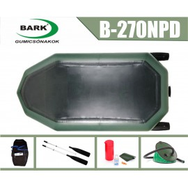 BARK B-270NPD gumicsónak