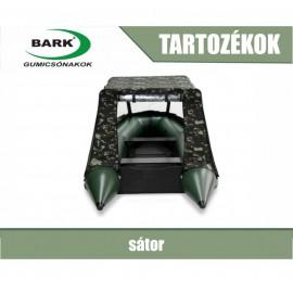 Sátor BARK 270-310 gumicsónakokhoz