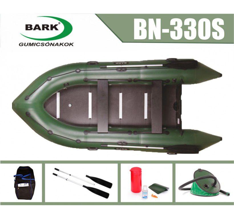 BARK BN-330S gumicsónak