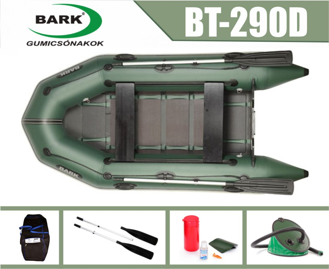 BARK BT-290D gumicsónak