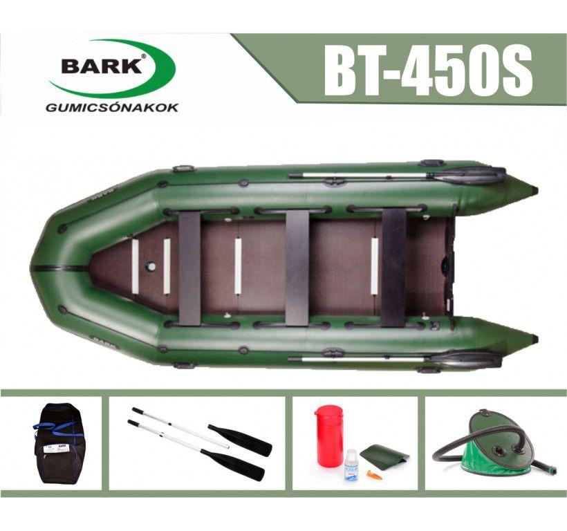 BARK BT-450S gumicsónak