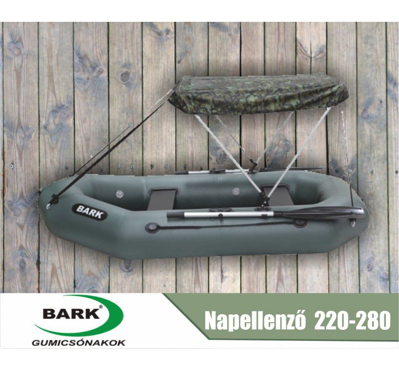 BARK Napellenző 220-280