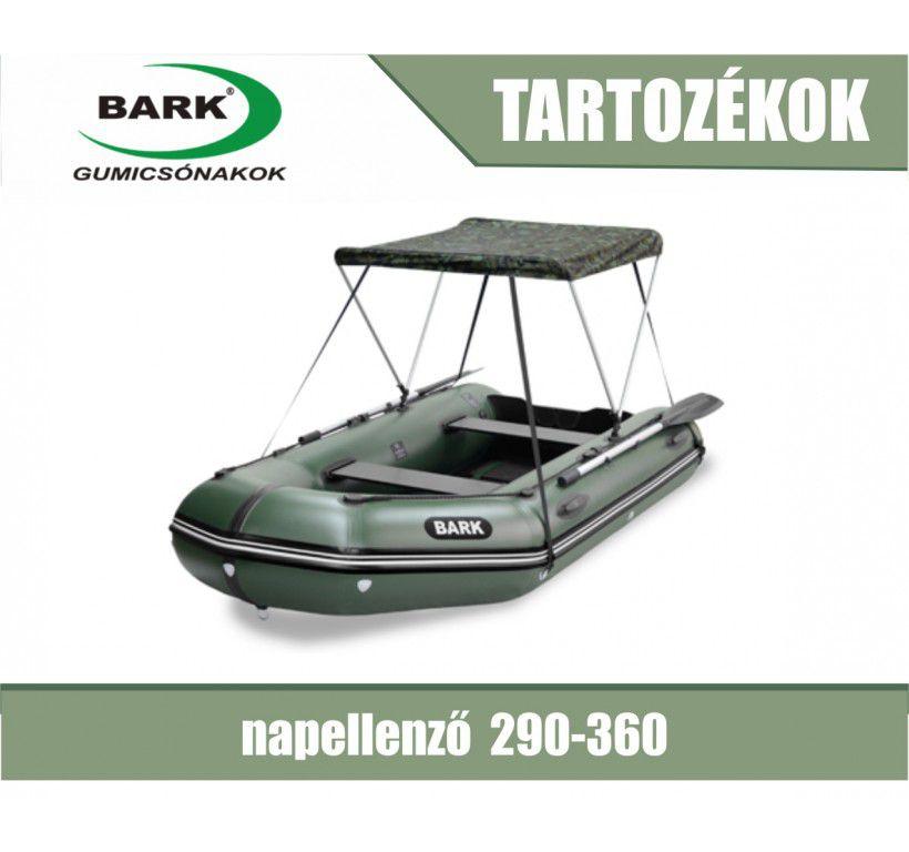 BARK Napellenző 290-360
