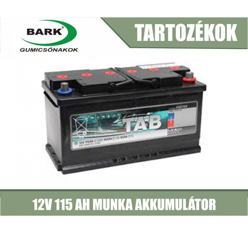 TAB 105Ah-115Ah Akkumulátor